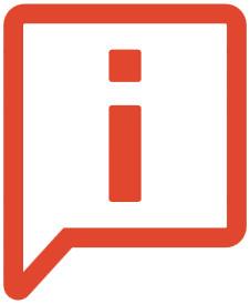 Інформація, іконка